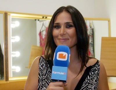 "Rosa López: ""Me haría mucha ilusión ser presentadora en un canal local"""