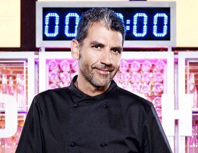 """Paco Roncero ('Top Chef'): """"'Masterchef Colombia' me ha dado bagaje necesario para enfrentarme a las cámaras"""""""