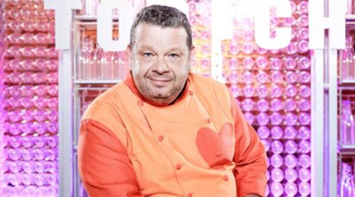 """Alberto Chicote ('Top Chef'): """"La soberbia es lo que más me saca de quicio de los concursantes"""""""