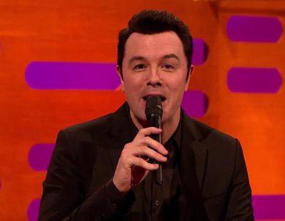 El karaoke de Seth MacFarlane con las voces de Stewie y Peter Griffin