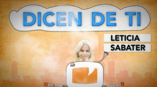 Leticia Sabater se enfrenta a las críticas más destructivas de la red