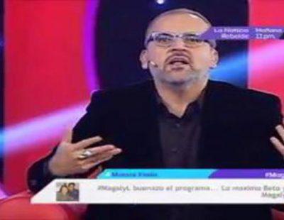 El presentador peruano Beto Ortiz desvela en televisión cómo identificar a un gay