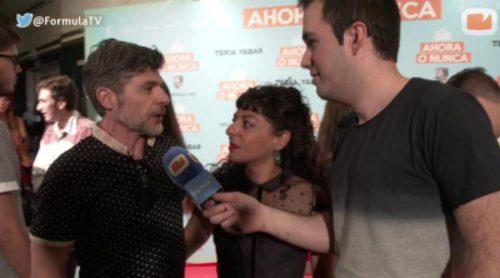"""Nacho Guerreros: """"Voy a echar de menos Luis Miguel Seguí en 'LQSA', que venga Dustin Hoffman"""""""
