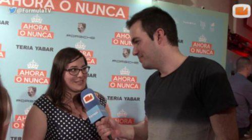 """Inma Cuevas: """"Anabel va a dar mucha guerra en la segunda temporada de 'Vis a vis'"""""""