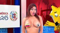 Tras el Pulpo Paul, la Teta Teresa predice los resultados de la Copa América en Chile