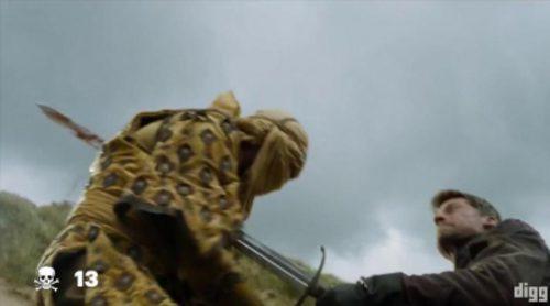 Así han sido las 1.447 muertes de la quinta temporada de 'Juego de tronos'