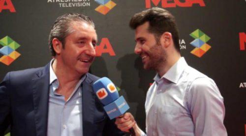 """Josep Pedrerol: """"La gente no se cansa del fútbol, por lo que tampoco se va a cansar de 'El chiringuito de jugones'"""""""