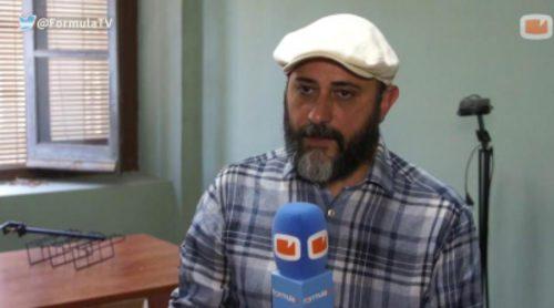 """Miguel Sáez Carral: """"Por respeto a la gente que es real en 'Apaches', evito decir qué es real y qué no lo es"""""""