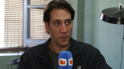 """Alberto Ammann: """"Cuando recibí la historia de 'Apaches' sentí entusiasmo"""""""