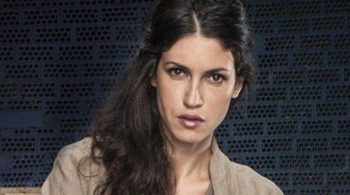 """Nerea Barros: """"Lo que me decantó para aceptar 'Apaches' es que mi personaje está al limite"""""""