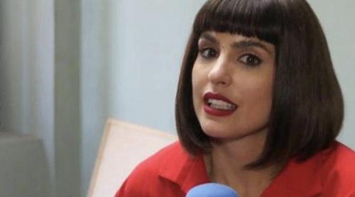 """Verónica Echegui: """"Quizás no seamos como los lectores de 'Apaches' imaginaban"""""""