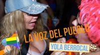 La Voz del Pueblo con Yola Berrocal: Así se desató la locura en el Orgullo LGBTI+ de Madrid