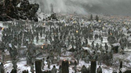'Juego de Tronos' 5x08: Así se rodó la impresionante batalla de Hardhome