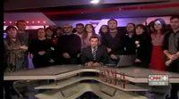 El cierre de CNN+, sus últimos minutos
