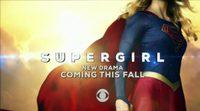 'Supergirl' echa a volar en la nueva promo de CBS para el otoño