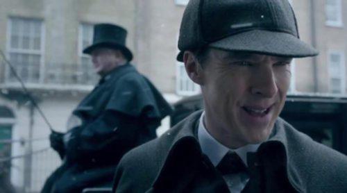 Tráiler del especial victoriano de Navidad de 'Sherlock'