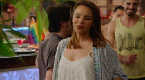 Así es el cameo de Chenoa en el final de temporada de 'Anclados'