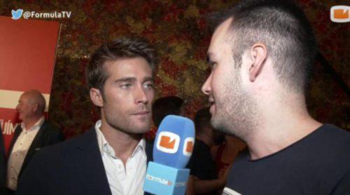 """Rodrigo Guirao: """"Para hacer desnudos como actor tiene que estar justificado"""""""