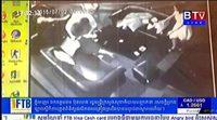 Un empresario camboyano pega una paliza a una actriz de televisión