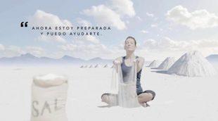 Remedios Cervantes saca partido a su metedura de pata en televisión en un anuncio