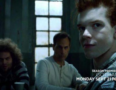 'Gotham': Primer tráiler de la temporada 2
