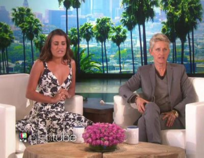 Lea Michele, experta en adivinar voces de famosos