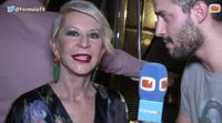 """Karmele: """"Me encantaría volver  a intentar representar a España en Eurovisión"""""""