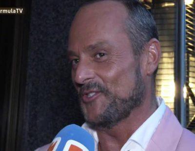 """Nacho Montes ('MYHYV'): """"No me creo lo de Labrador y Jesús Reyes. Es un teatro de los dos"""""""