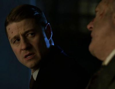 Teaser del detective Gordon en la segunda temporada de 'Gotham'