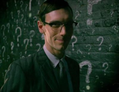 Teaser de Nygma en la segunda temporada de 'Gotham'
