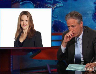 Despedida de Samantha Bee de 'The Daily Show'