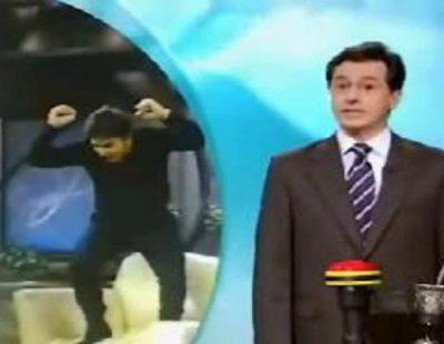 Stephen Colbert analiza la cienciología en 'The Daily Show'