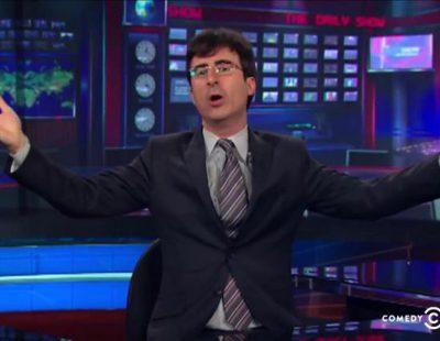 Los mejores momentos de John Oliver en 'The Daily Show'
