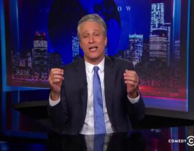 El discurso final de Jon Stewart en 'The Daily Show'