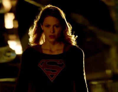 Una heroína renace en la nueva promo de 'Supergirl'