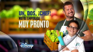 El Monaguillo y Aimar ('MasterChef Junior) conducen la segunda temporada de 'Un, dos, ¡chef!'