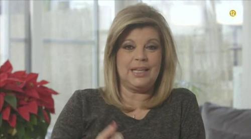 'Las Campos': Terelu Campos se atiborra a dulces pero admite que no es nada