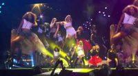 """Taylor Swift se convierte en una Little Mix e interpreta """"Black Magic"""" junto a la girlband"""