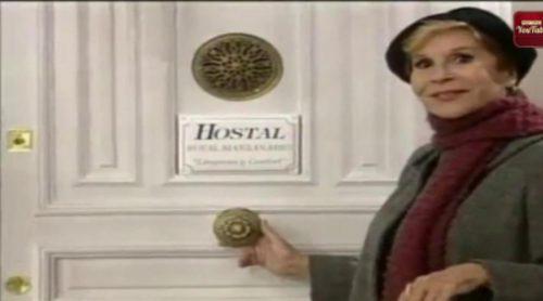 Esta era la cabecera de 'Hostal Royal Manzanares'