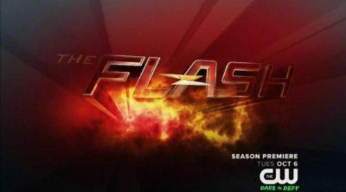 'The Flash' luce nuevo traje en la primera promo de la segunda temporada de la serie