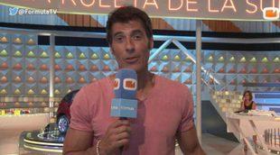 """Jorge Fernández: """"No me gustaría que quitasen 'Mujeres y hombres' y pusieran otro programa que hiciera daño a 'La ruleta'"""""""