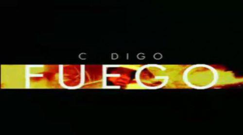 Cabecera de 'Código fuego', serie de Antena 3 ambientada en un parque de bomberos