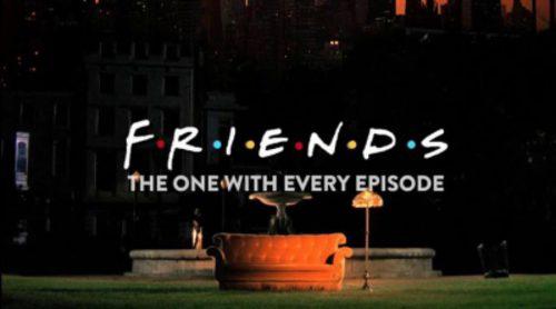 "Los personajes de 'Friends' ""cantan"" el tema de la serie para promover el Friendfest"