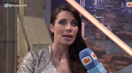 """Pilar Rubio, a los que dicen que es gafe: """"Lo peor sería que no hablasen nunca de ti"""""""