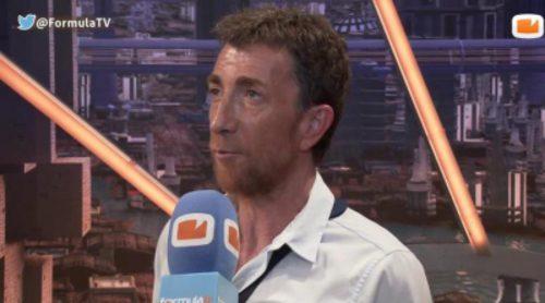 """Pablo Motos ('El hormiguero'): """"Pese a que son buenos, no consigo acostumbrarme a los datos de audiencia, lo vivo mal"""""""
