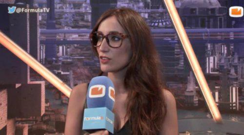 """Ana Morgade: """"¿Quién diría que no a Pablo Motos para trabajar en el mejor programa de la tierra?"""""""