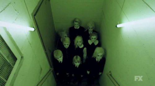 Cuarto teaser de 'American Horror Story: Hotel': Towhead