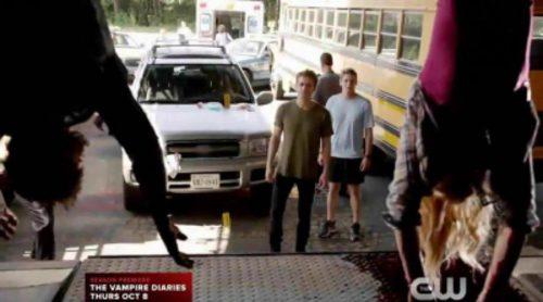"""Promo de la 7ª temporada de 'The Vampire Diaries': los hermanos Salvatore y sus """"pactos"""""""