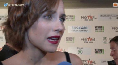 """Aura Garrido: """"En la segunda temporada de 'El Ministerio del Tiempo' hay mucha aventura"""""""