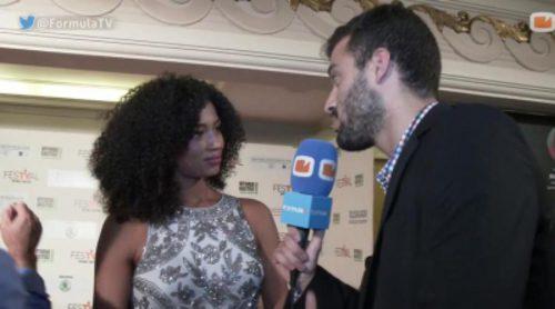 """Berta Vázquez ('Vis a vis'): """"Intento no enterarme mucho de lo que publican de mí, te presiona"""""""